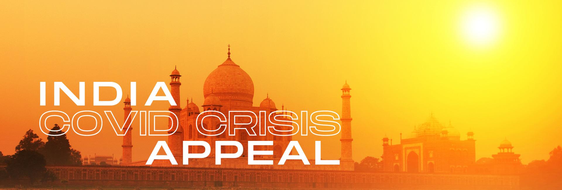 India Covid Crisis Appeal